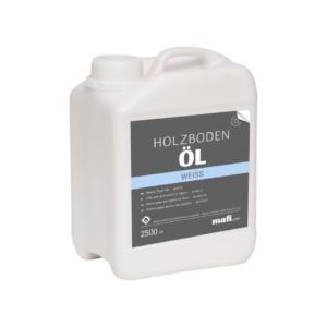 MAFI oil floor care white 2,5l