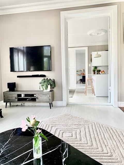 Design gulv med Italiensk eleganse, Bianco star, Garbelotto, linea I Gessi, stavparkett, Kahlbom & Co lyse gulv, malte gulv, Italiensk eleganse, Design gulv